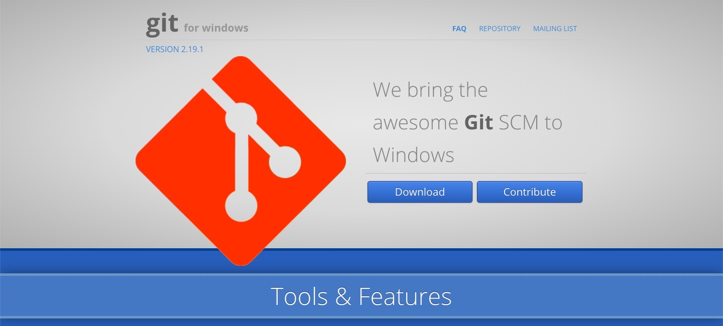 git download for windows
