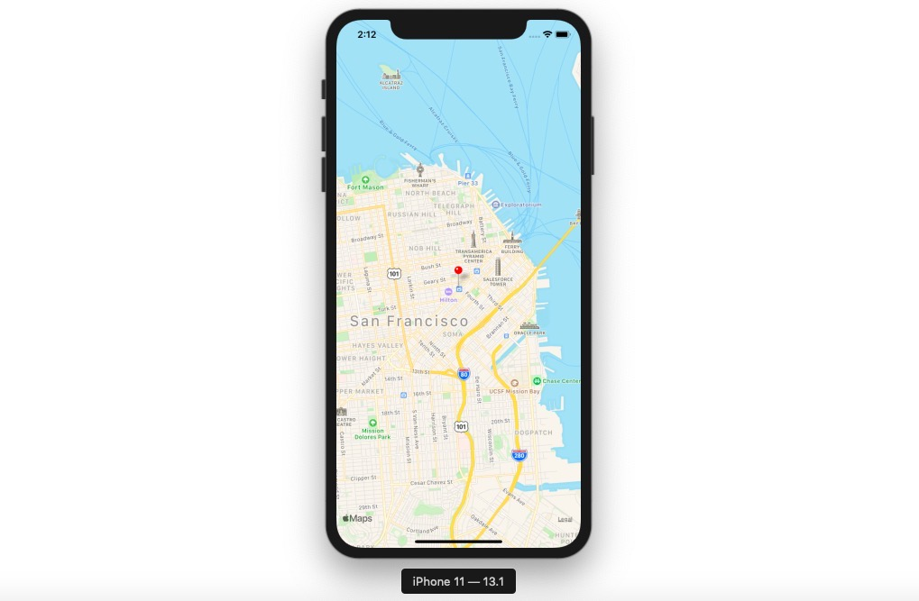 react-native-maps user current location